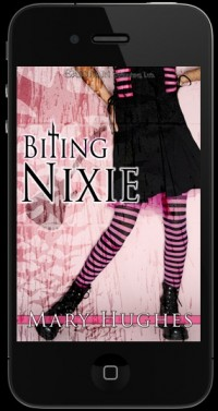 Biting Nixie Mary Hughes